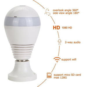 02118 Gunn CCTV Light Bulb IP22 Secure Impressive Celebration Genesis1.