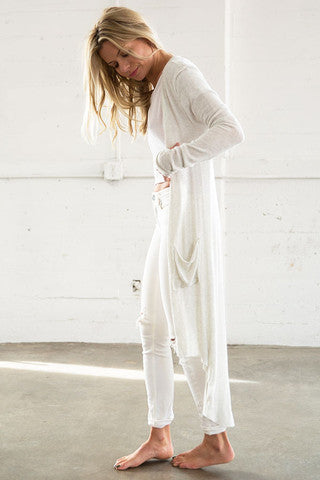 Joah Brown Soleil Cardigan - onesize - SWANKBOUTIQUE.com