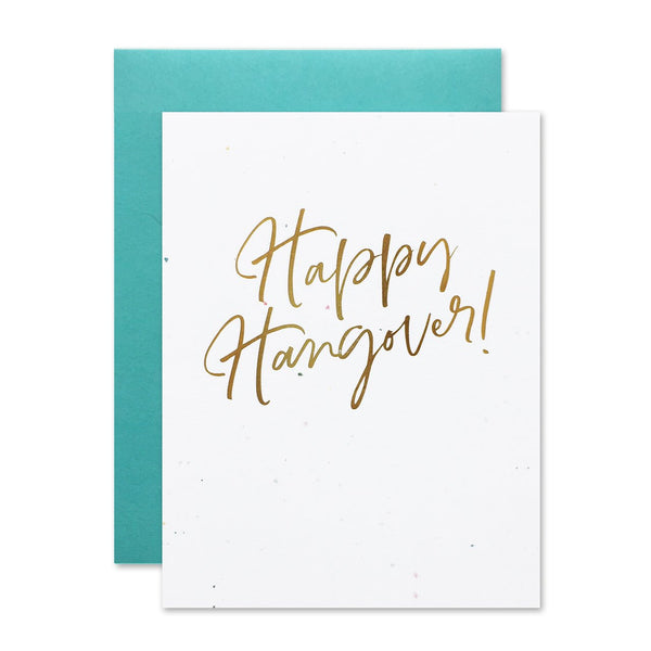 Happy Hangover Card