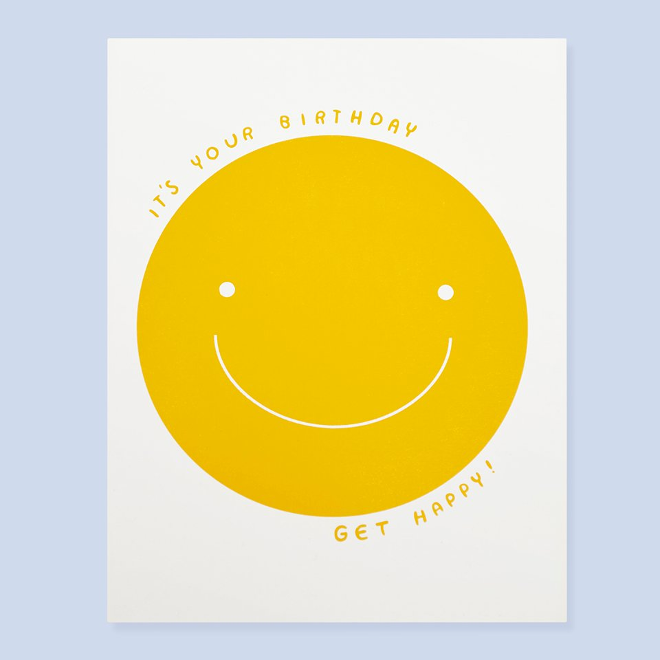 Get Happy Birthday Card