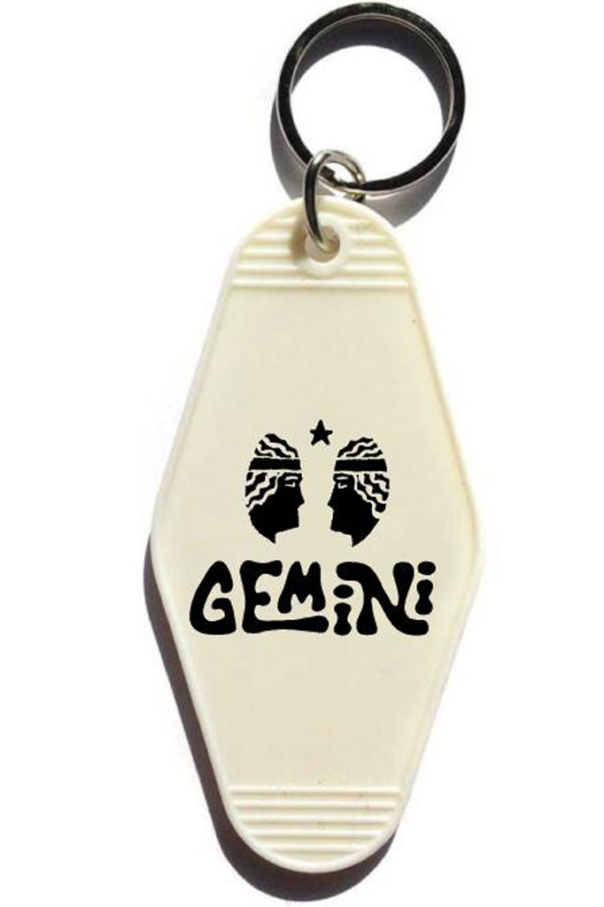 Gemini Key Tag