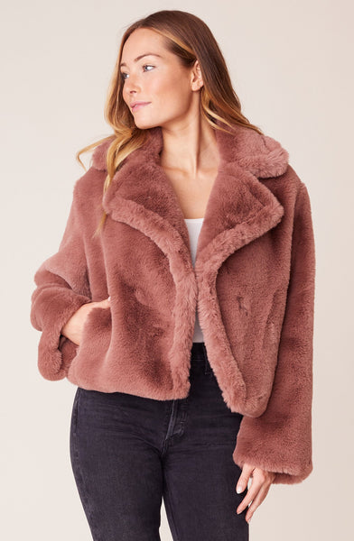 Big Time Plush Faux Fur Jacket