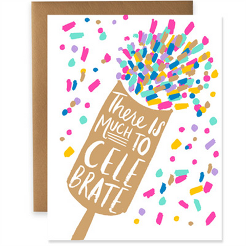 Confetti Pop Card