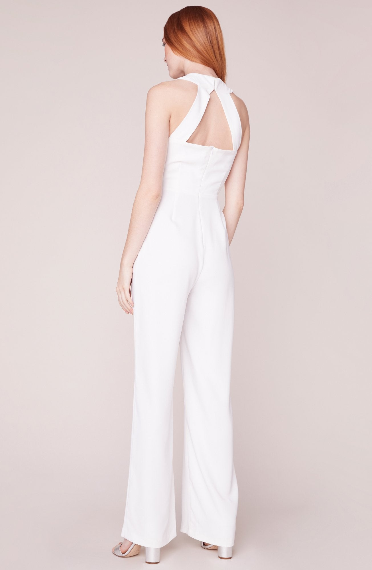 Just One Look Halter Jumpsuit
