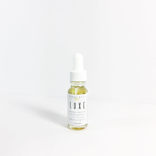 Luxe: Organic Cleansing Oil Mini