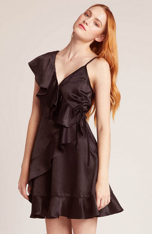 Limelight Ruffle Dress