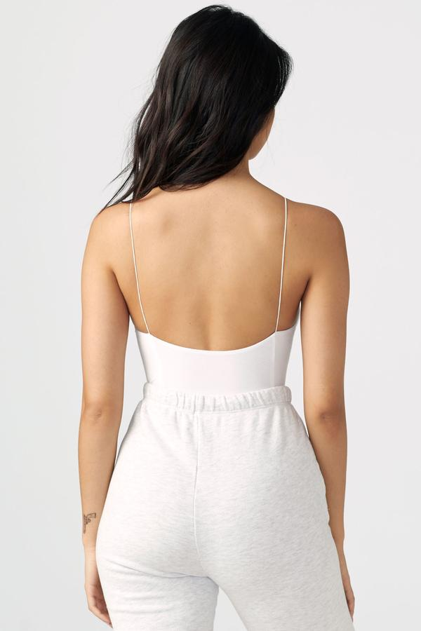Open Back Cami
