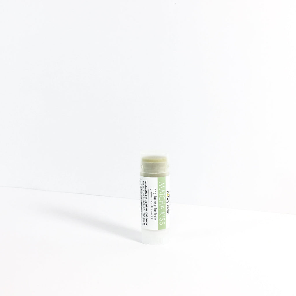 Matcha Kiss Lip Balm