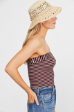 Show Me Stripe Tube Top