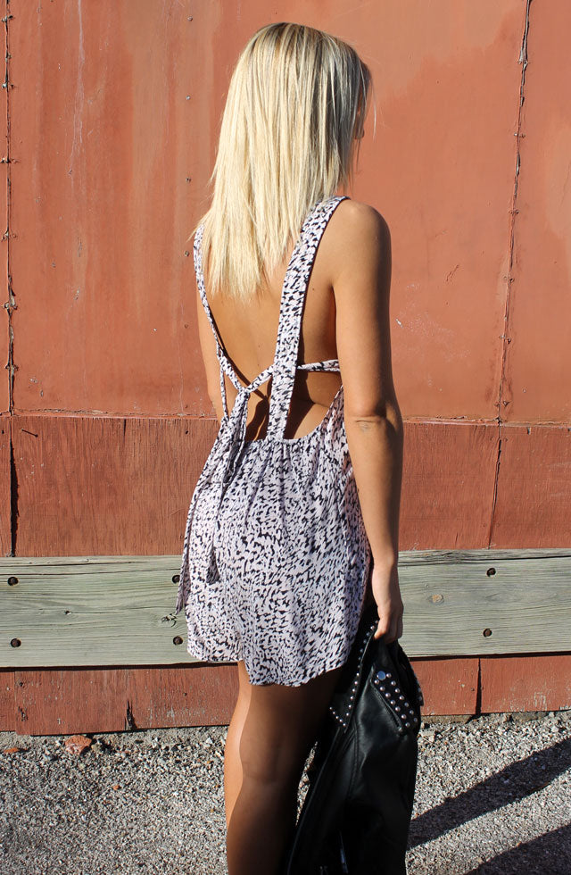 Canyon Romper
