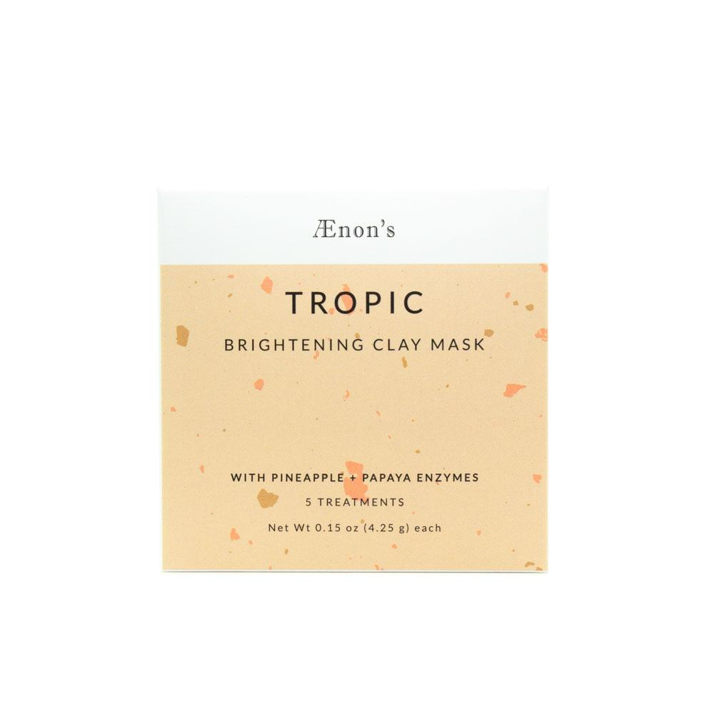 Tropic Brightening Clay Mask
