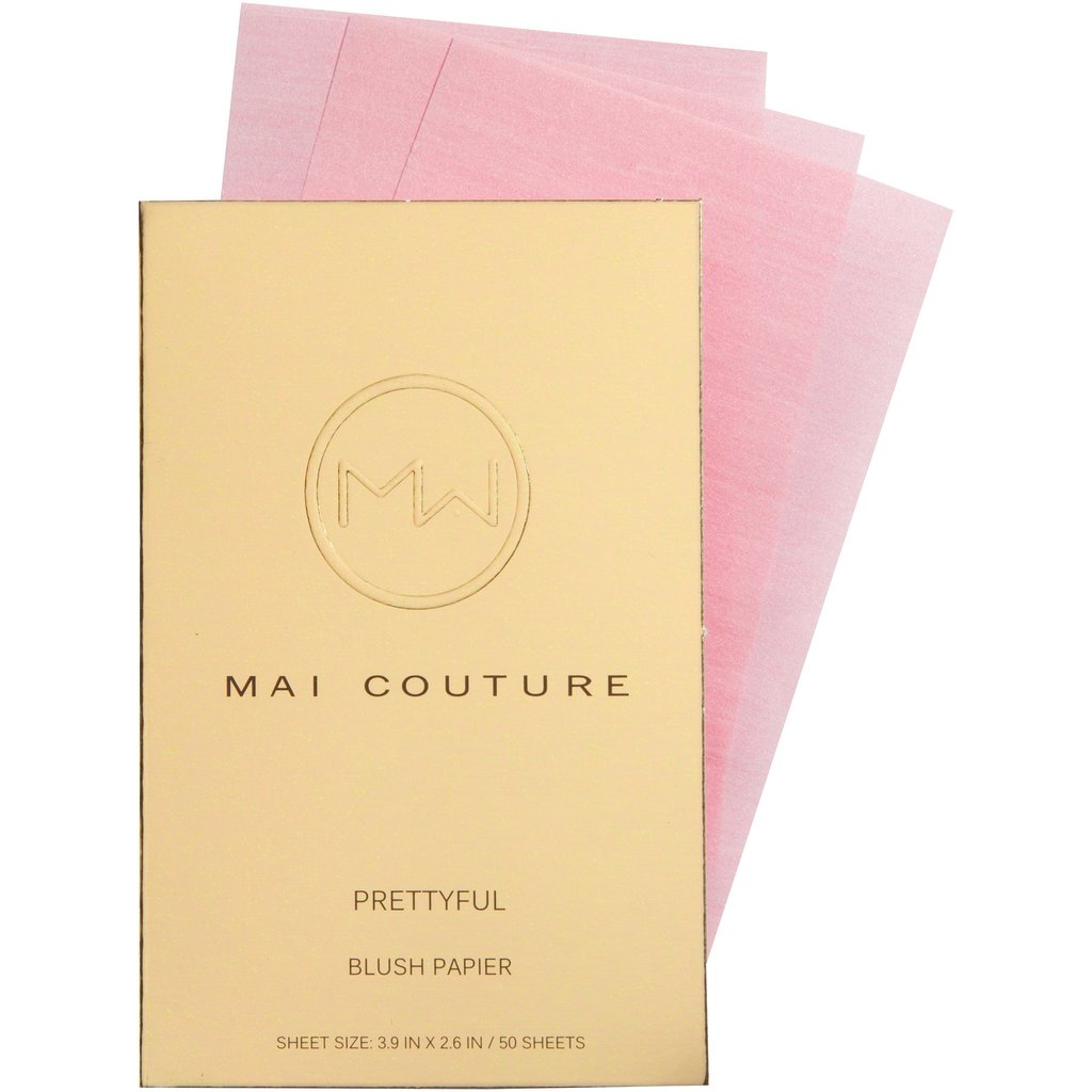 Blush Blotting Papers
