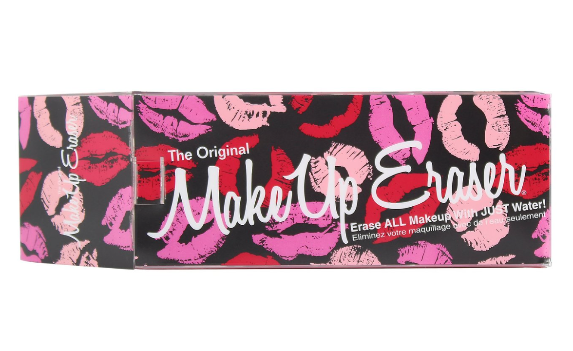 Printed Makeup Eraser