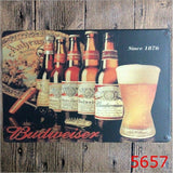 20x30CM Since 1876 Vintage Metal Tin Signs
