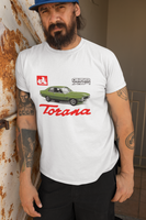 Torana XU1 T-Shirt with  FREE stubby holder