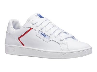 K06347-113 | Men's Clean Court II CMF | White/Corporate