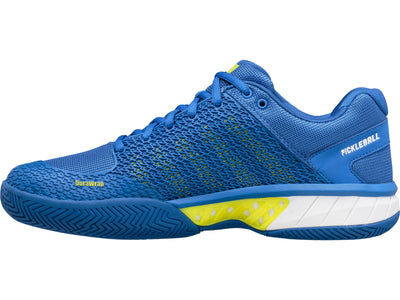 K06563-426 | Men's Express Light Pickleball | Strong Blue/Neon Citron