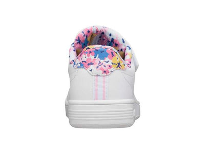 K56808-103 | Little Kids Court Casper | White/Floral