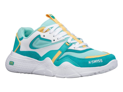 K96600-351 | Women's CR-Terrati | Viridian Green/Yarrow/White