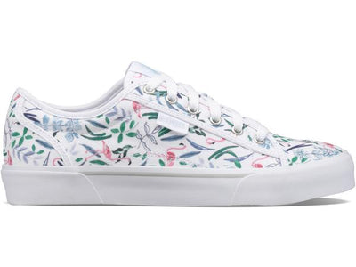 K96998-949 | Womens Port | Flamingo Tropical Floral/White