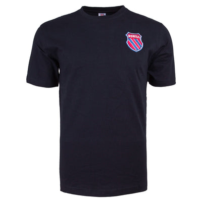 KSM183TE02 | Men's My Swiss Tee | Navy