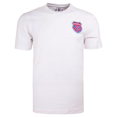 KSM183TE02 | Men's My Swiss Tee | Stark White