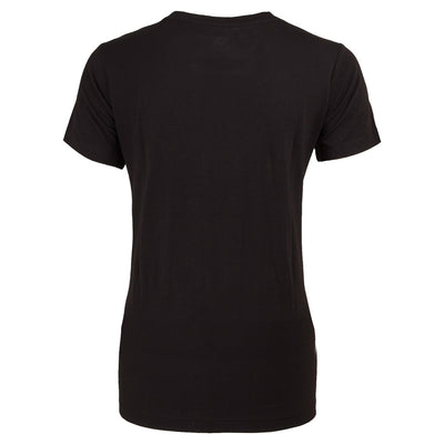 KSW191TS05 | Women's Ultraviolet Tee | Black