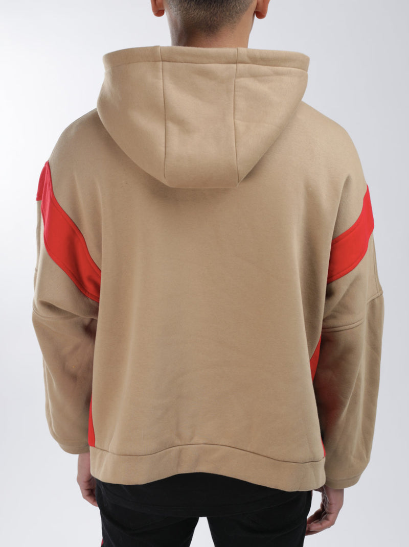 Sweat Capuche Every Day Camel