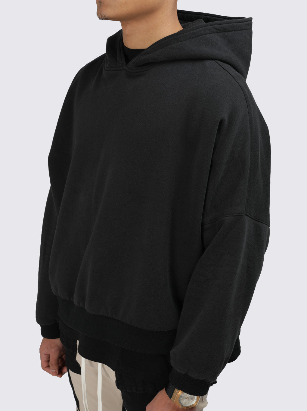 Every Day Sweat Capuche Noir