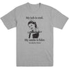 My Job Is Real Men's Tee