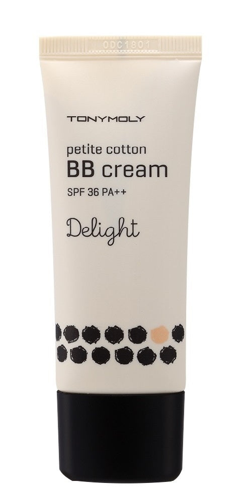Petite cotton BB  kremas delight