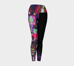 Charger l'image dans la galerie, HIBISCUS - LEGGING ANICKO