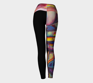 BOUTON D'OR - LEGGING ANICKO