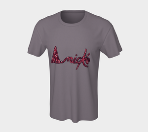 LOGO ROUGE - T-SHIRT HOMME ANICKO