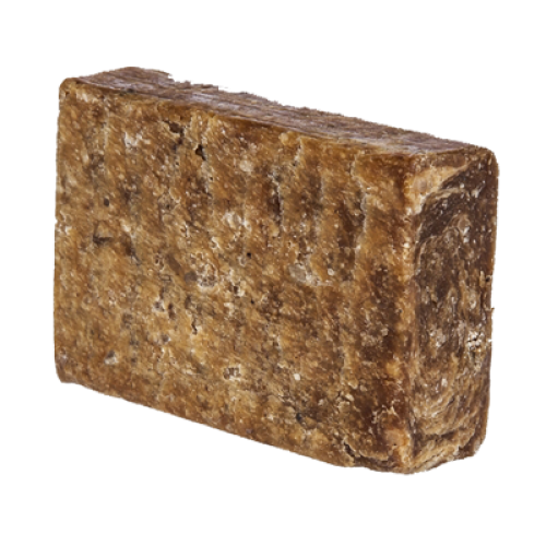 African Black Bar Soap- Allergy Friendly - Naturally Free Inc.