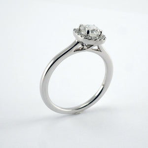 Cushion Cluster 0.56ct