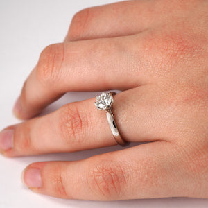 Solitaire 0.70ct