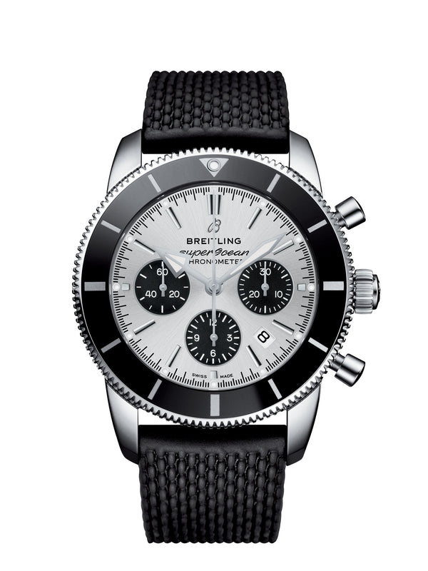 Breitling Superocean Heritage II B01 Chronograph 44 - Rubber Strap