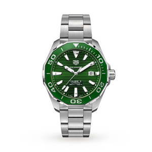 Tag Heuer - Aquaracer on Steel Bracelet
