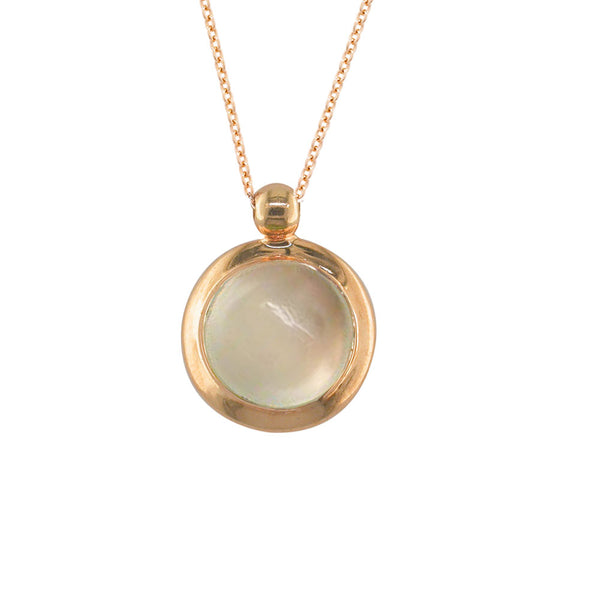 London Road - Moonstone Bubble Pendant