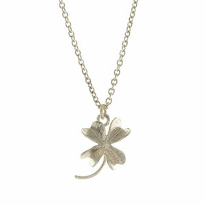 Alex Monroe - Baby Lucky Clover Necklace