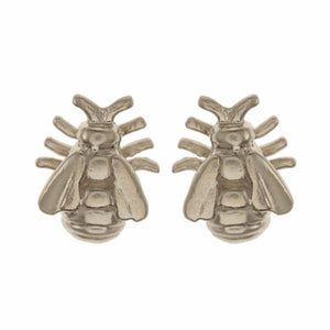 Alex Monroe Bee Stud Earrings