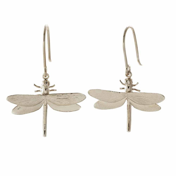 Alex Monroe Dragonfly Hook Earrings