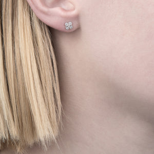 London Road - Retro Stud Earrings