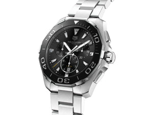 Tag Heuer - Aquaracer Chronograph Quartz on Steel Bracelet