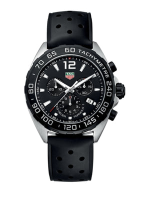 Tag Heuer - F1 Chronograph Quartz on Rubber Strap