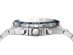 Tag Heuer - F1 Chronograph Quartz on Steel Bracelet