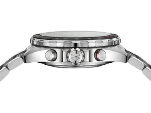 Tag Heuer - F1 Chronograph on Steel and Ceramic Bracelet