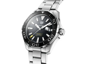 Tag Heuer - Aquaracer Calibre 5 on Steel Bracelet