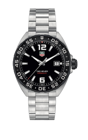 Tag Heuer - F1 Quartz on Steel Bracelet